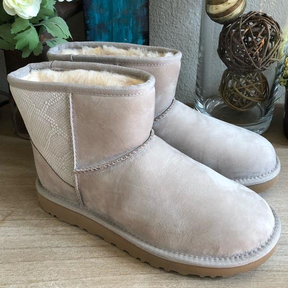 22357aa1b870 UGG Shoes | Classic Mini Ii Snake Brand New | Poshmark